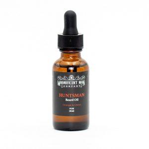 huntsman beard oil bottle