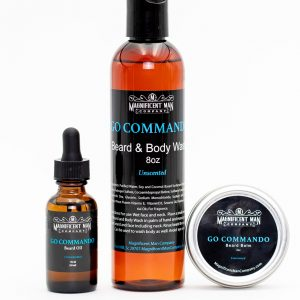 tame your beard bundle magnificent man company